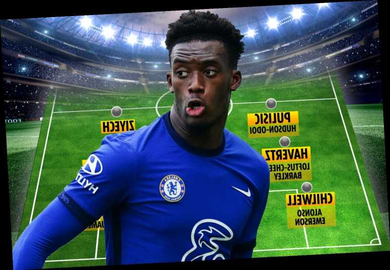 Chelsea's outrageous strength in depth with £354MILLION of talent in reserve behind amazing starting XI starring Havertz