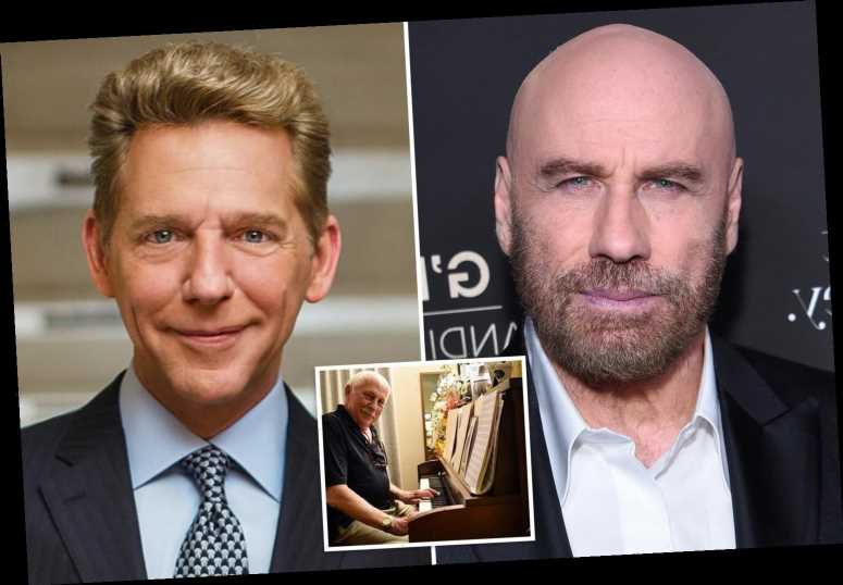 John Travolta accused of not facing up to 'abusive' Scientology practices by leader David Miscavige's father