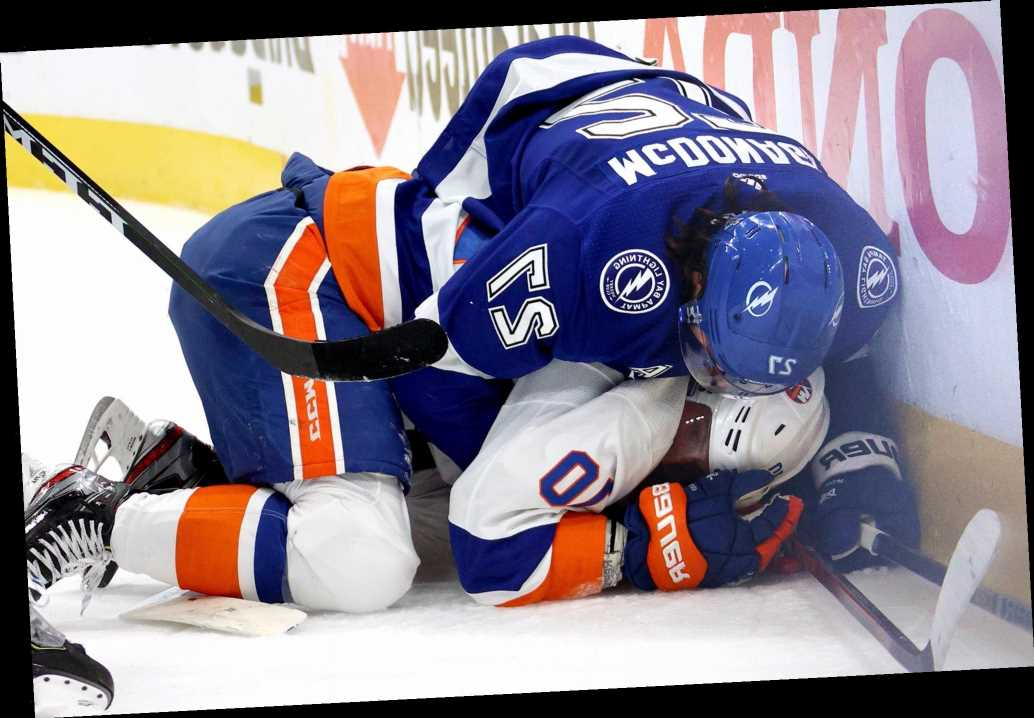 Islanders don't have many excuses for Game 1 disaster