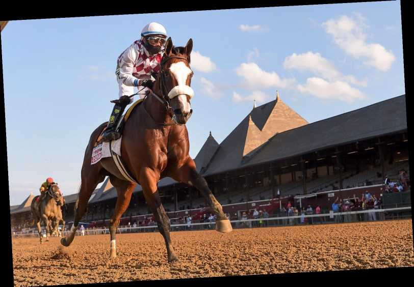 Kentucky Derby highlights rich Labor Day weekend of betting