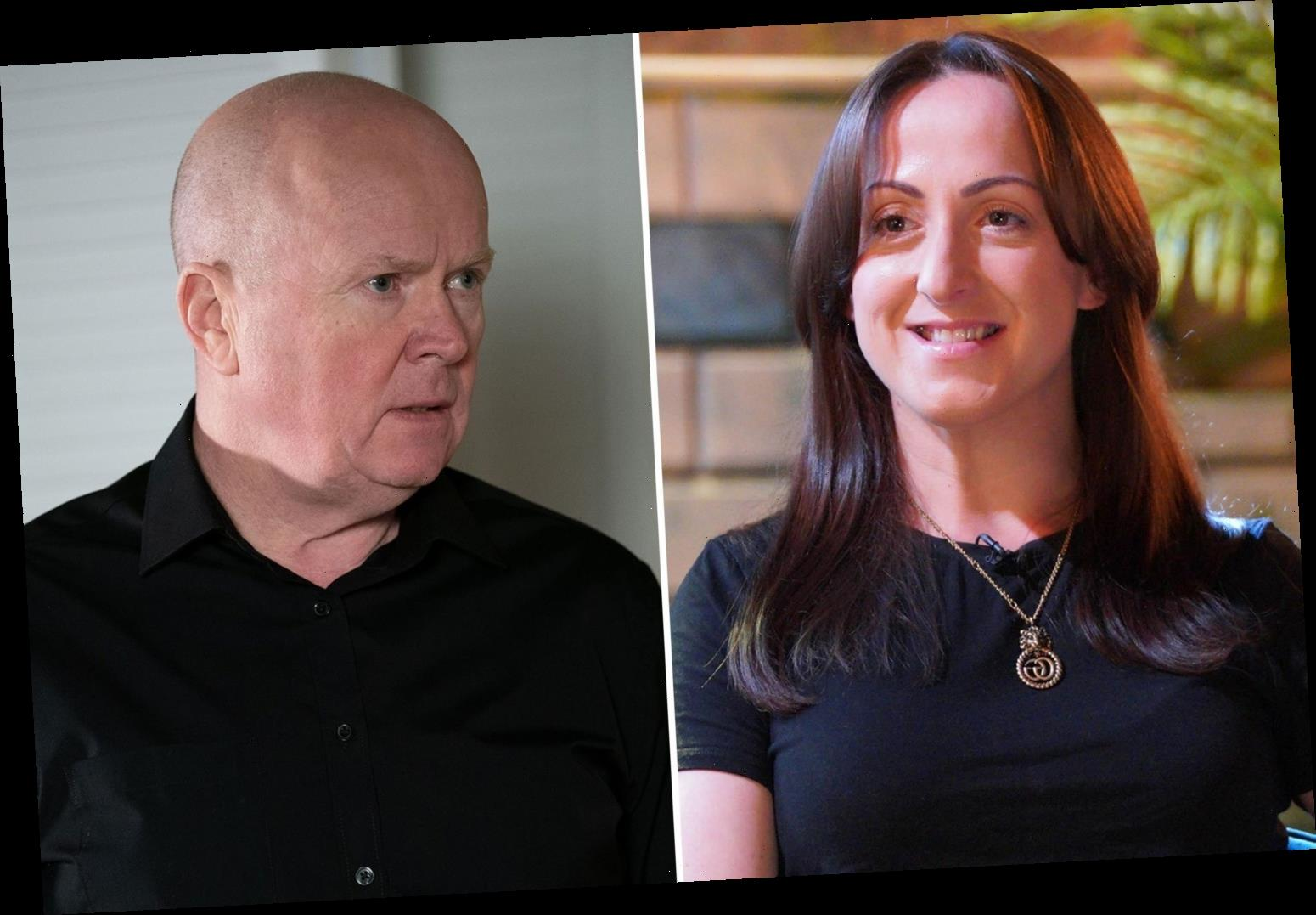 EastEnders' Natalie Cassidy reveals co-star Steve McFadden refused to talk to her after she quit the soap