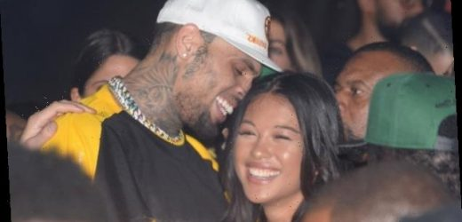 Ammika Harris Posts Sexy Pic Of Chris Brown 2 Months After They Unfollow Each Other On Instagram