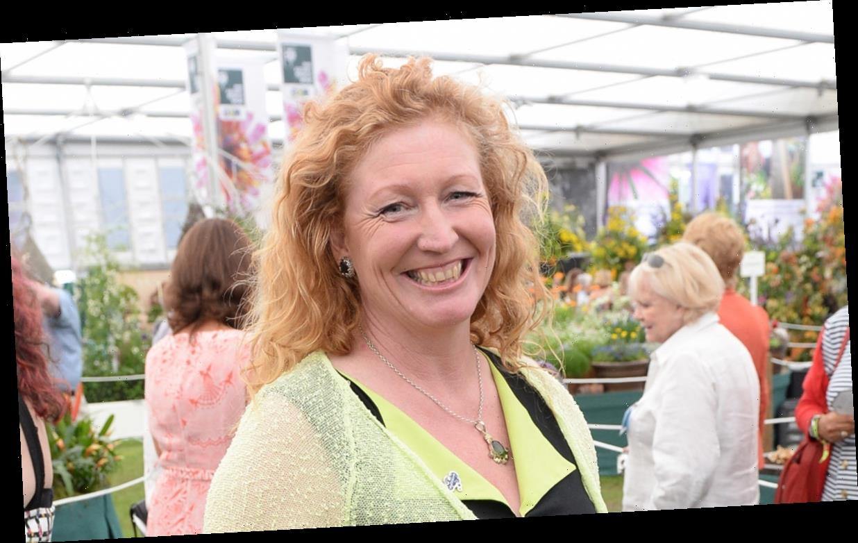 Take a look back at Garden Rescue's Charlie Dimmock's early TV career