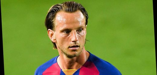 Barcelona star Ivan Rakitic seals Sevilla return transfer after midfielder more than HALVES wages