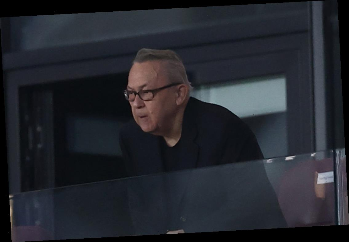 David Sullivan admits West Ham could make NO transfers and says 'as each day passes I am getting more depressed'