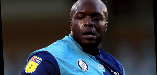 Akinfenwa slams the FA for clearing Fleetwood staff for 'fat water buffalo' jibe that he says is 'racist and malicious'