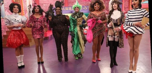 'RuPaul's Drag Race' Back in Production for Season 13 (EXCLUSIVE)