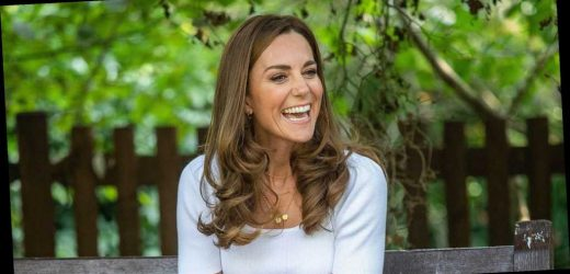 Duchess Kate Has Been Rocking These Classic White Sneakers for Years