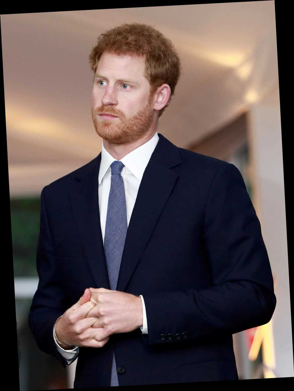 "Prince Harry Is ""Upset"" About Being Stuck in California Instead of Vacationing with the Royals in Balmoral"