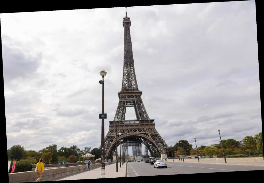 Eiffel Tower Evacuated After Police Receive Bomb Threat