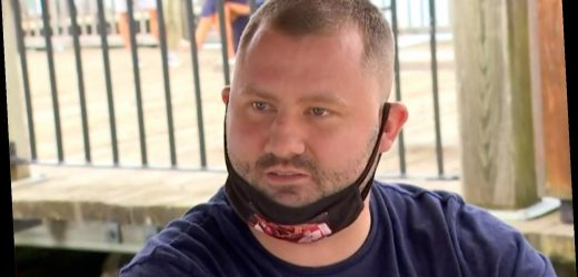 Distressed Kayaker on Lake George Saved by Priests on Floating Tiki Bar: 'He Was in Trouble'