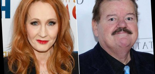 'Harry Potter' star Robbie Coltrane defends J.K. Rowling's transphobic remarks
