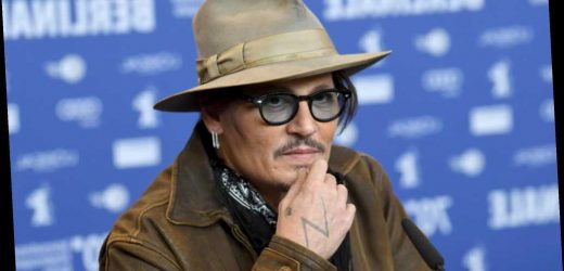 Johnny Depp gets private tour of Nouveau Musée National de Monaco