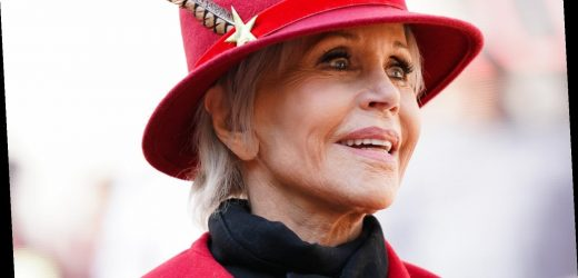 The real meaning behind Jane Fonda's red coat