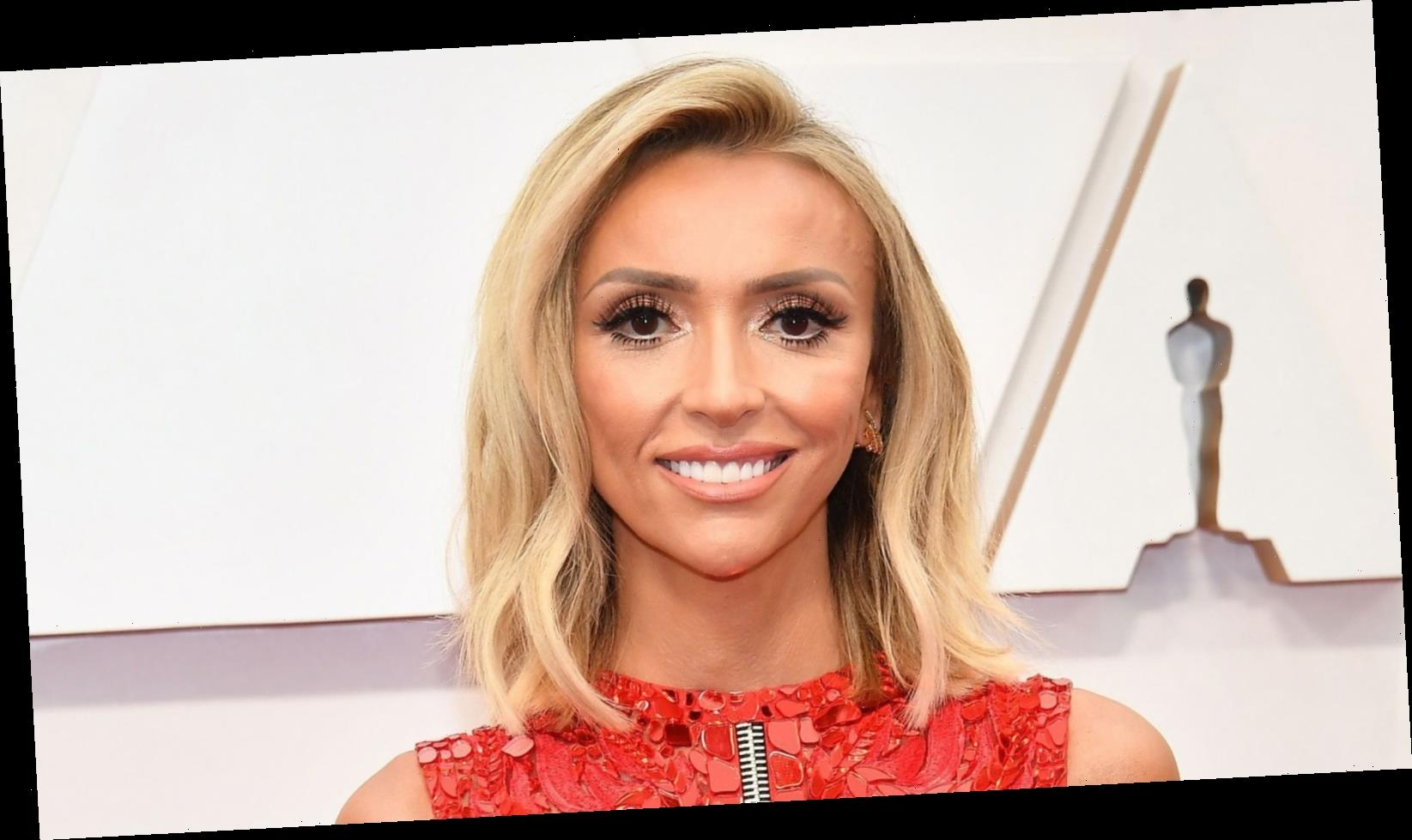 Giuliana Rancic is missing the Emmys red carpet. Here's why