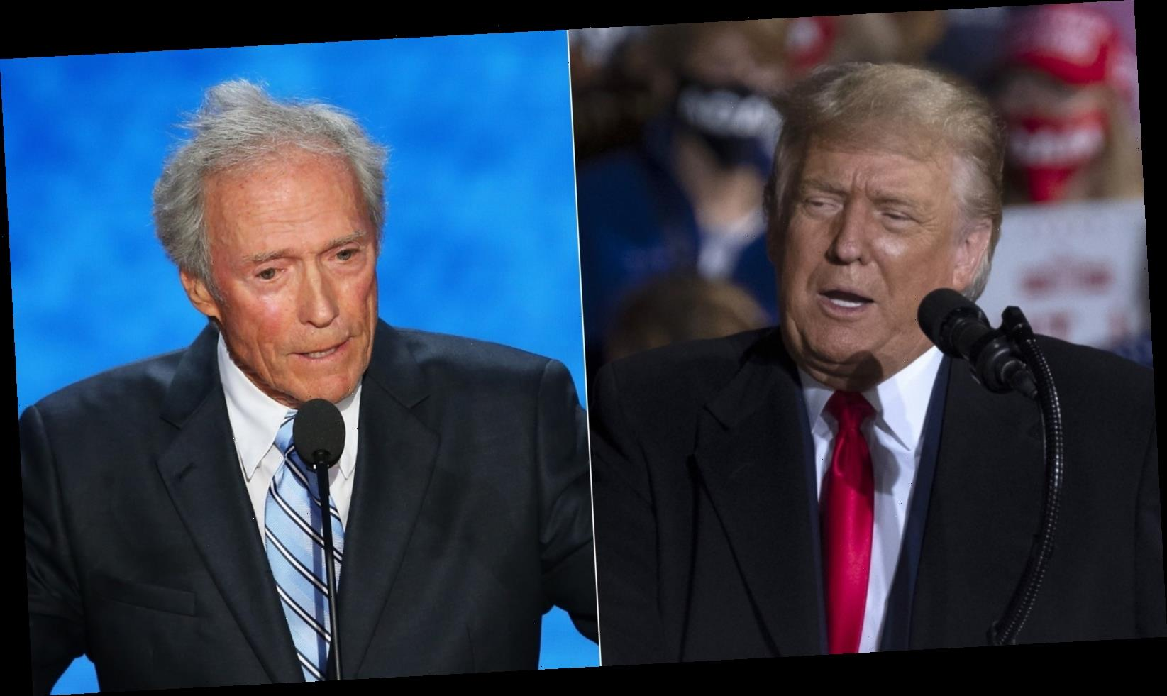 How Clint Eastwood really feels about Donald Trump