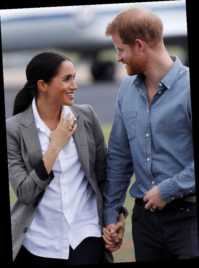 """Meghan Markle: Pissing Royals Off With Netflix Deal, Remarks About """"Hot"""" Actors?"""