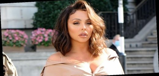 Jesy Nelson Reveals She Had a Panic Attack During Little Mix's Live Lounge