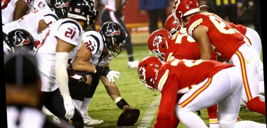 NFL ratings plummet in Chiefs-Texans season opener