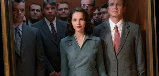 Felicity Jones, 'On the Basis of Sex' Co-Stars & Director Pay Tribute To Ruth Bader Ginsburg