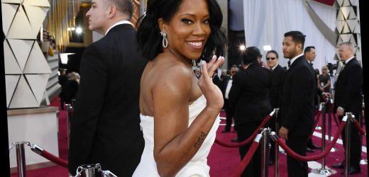 Regina King Paid Tribute to Breonna Taylor With Her Hot Pink Emmys Outfit