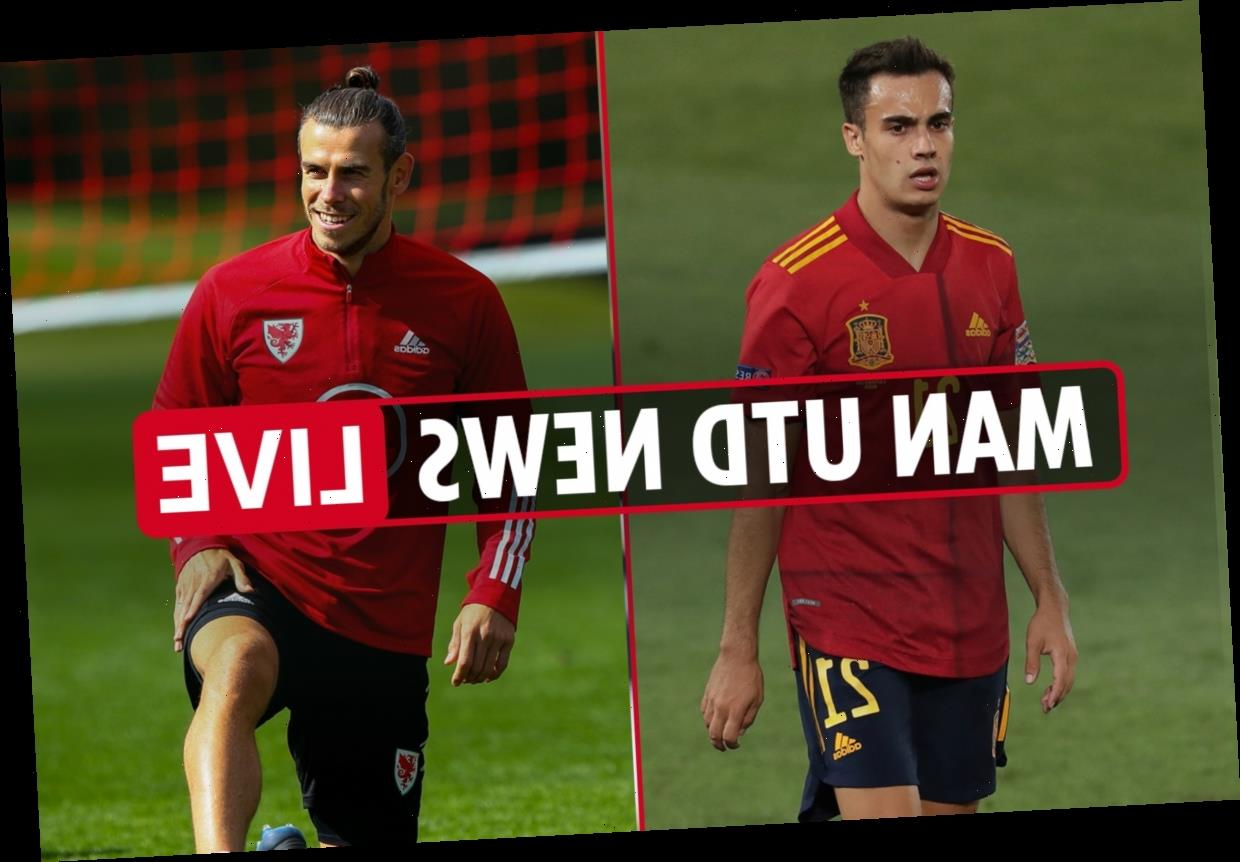1.15pm Man Utd transfer news LIVE: Reguilon 'very close' to joining, Bale loan EXCLUSIVE, Racic £28m deal wanted – The Sun