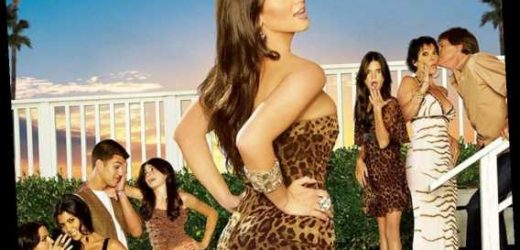 Look Back at 13 Years of Iconic Keeping Up With the Kardashians TV Posters