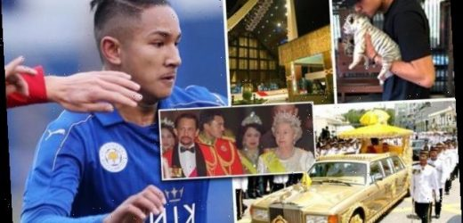 Leicester sell richest footballer in the world Faiq Bolkiah to Maritimo whose uncle is Sultan of Brunei worth £22bn – The Sun