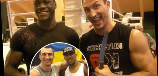 Fury in the sauna, Wilder getting 'KO'd' and 20 rounds with Joshua – inside Klitschko's amazing but brutal training camp