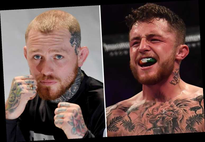Bellator star James Gallagher looking forward to hearing rival Cal Ellenor 'gurgle and chock' as pair finally face off