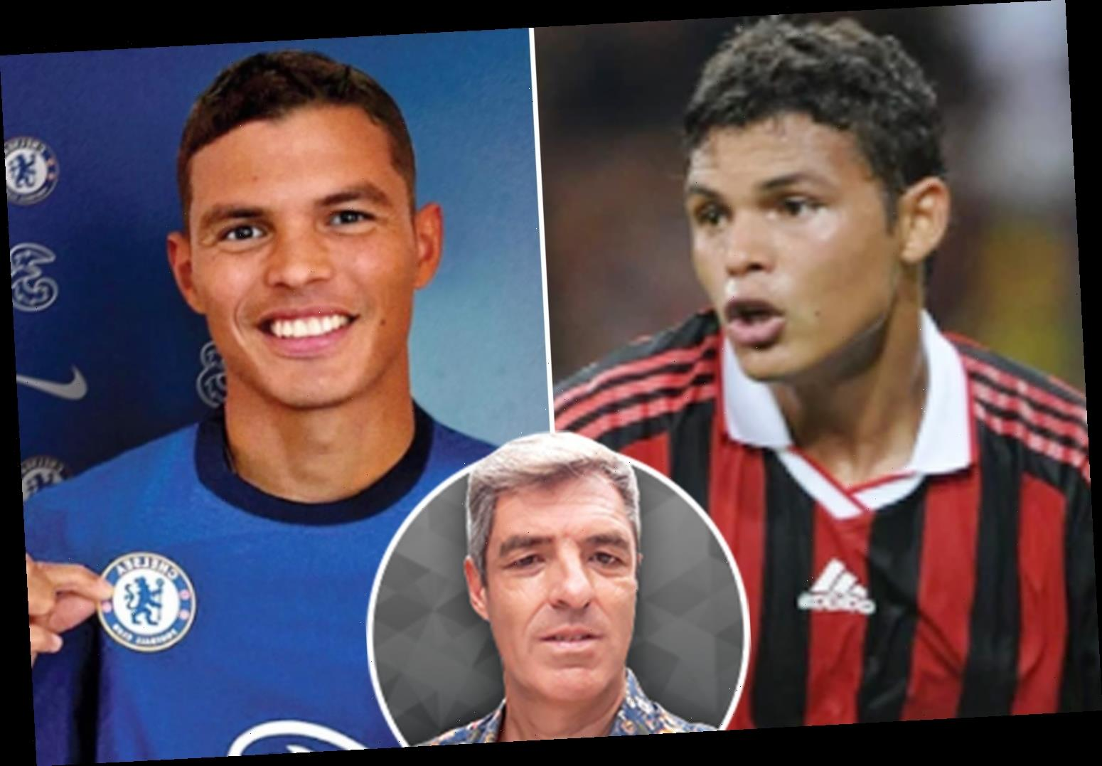 Thiago Silva is old, slowing down and had easy life at PSG, fixing Chelsea's defence is huge test of his character