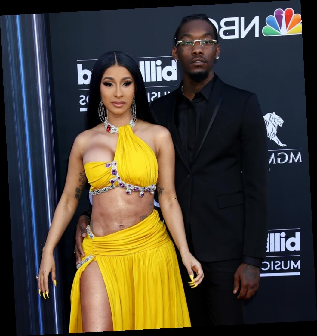 Cardi B files for divorce from Offset, she apparently found about another affair