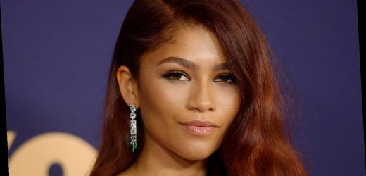 Zendaya's Classic Hair and Makeup Shut Down the Emmy Awards