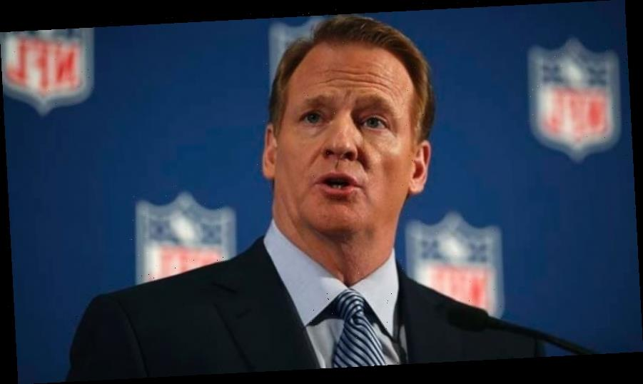 Roger Goodell: NFL prepared to play fewer than 16 games over coronavirus