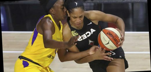 Las Vegas Aces star A'ja Wilson named 2020 WNBA Most Valuable Player