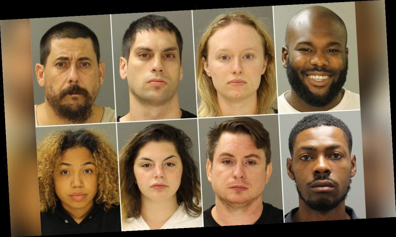 Lancaster protesters held on whopping $1 million bail each after alleged riots