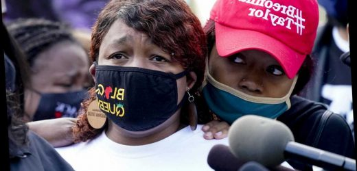 Breonna Taylor's mother: Grand jury decision shows why I have 'no faith in the legal system'