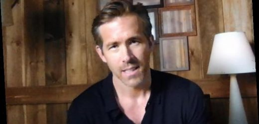 Ryan Reynolds Unveiled as 'Marketing Robot' After Aviation Gin Sale
