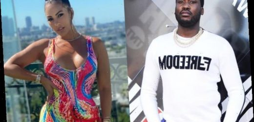 Meek Mill Denies Dating NFL Star LeSean McCoy's Ex After Attending Her Birthday Party