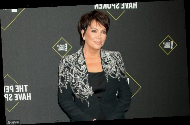 Report: Kris Jenner Is 'Open' to Appearing on 'RHOBH'
