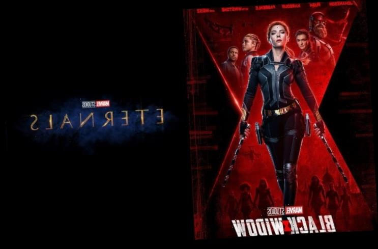 'Black Widow' and 'Eternals' Get New 2021 Release Date As Result of COVID-19 Crisis