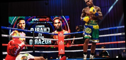 Jermell Charlo scored a body-shot knockout over Jeison Rosario bolstering his reputation as one of the world's best boxers