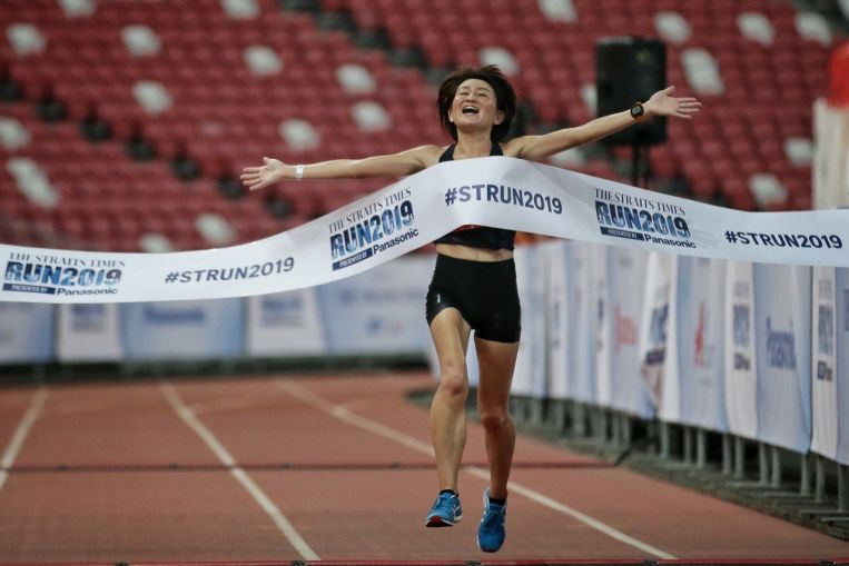 Fitness: Entries to inaugural Straits Times Virtual Run sold out