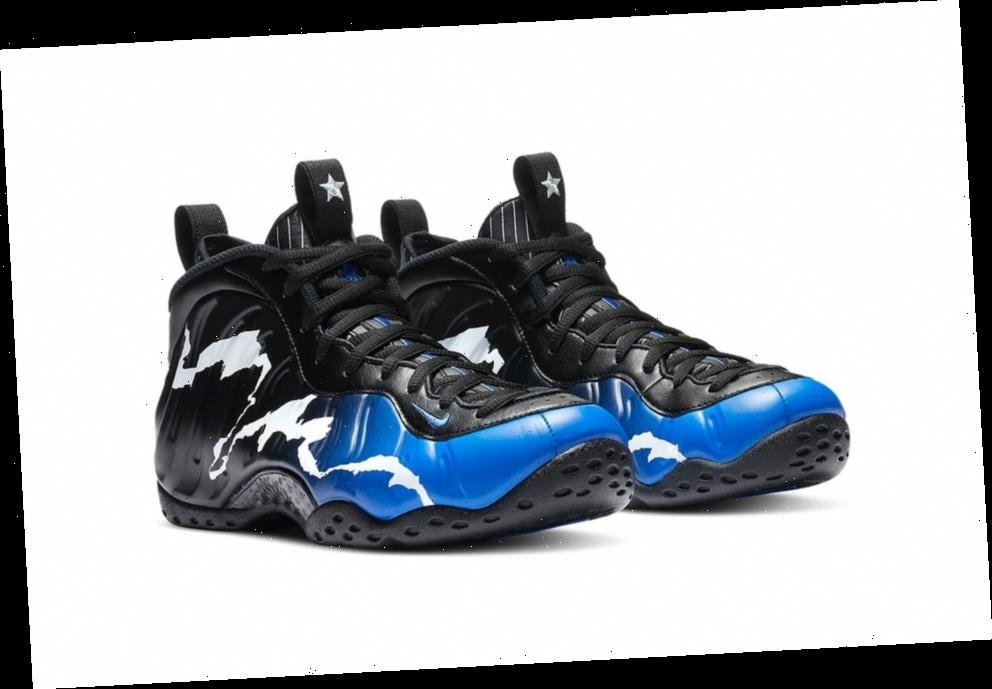 Nike's Air Foamposite One Tells the Story of Penny Hardaway at the 1996 NBA All-Star Game