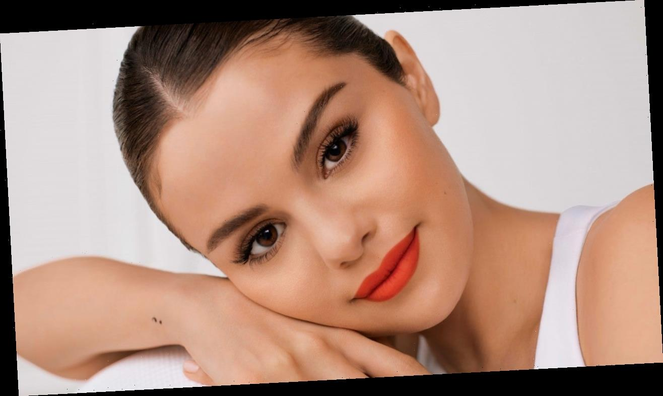 Selena Gomez's Rare Beauty Is Here: Shop The New Makeup Line!