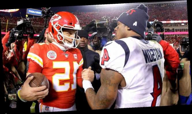 Best bets for Chiefs vs. Texans
