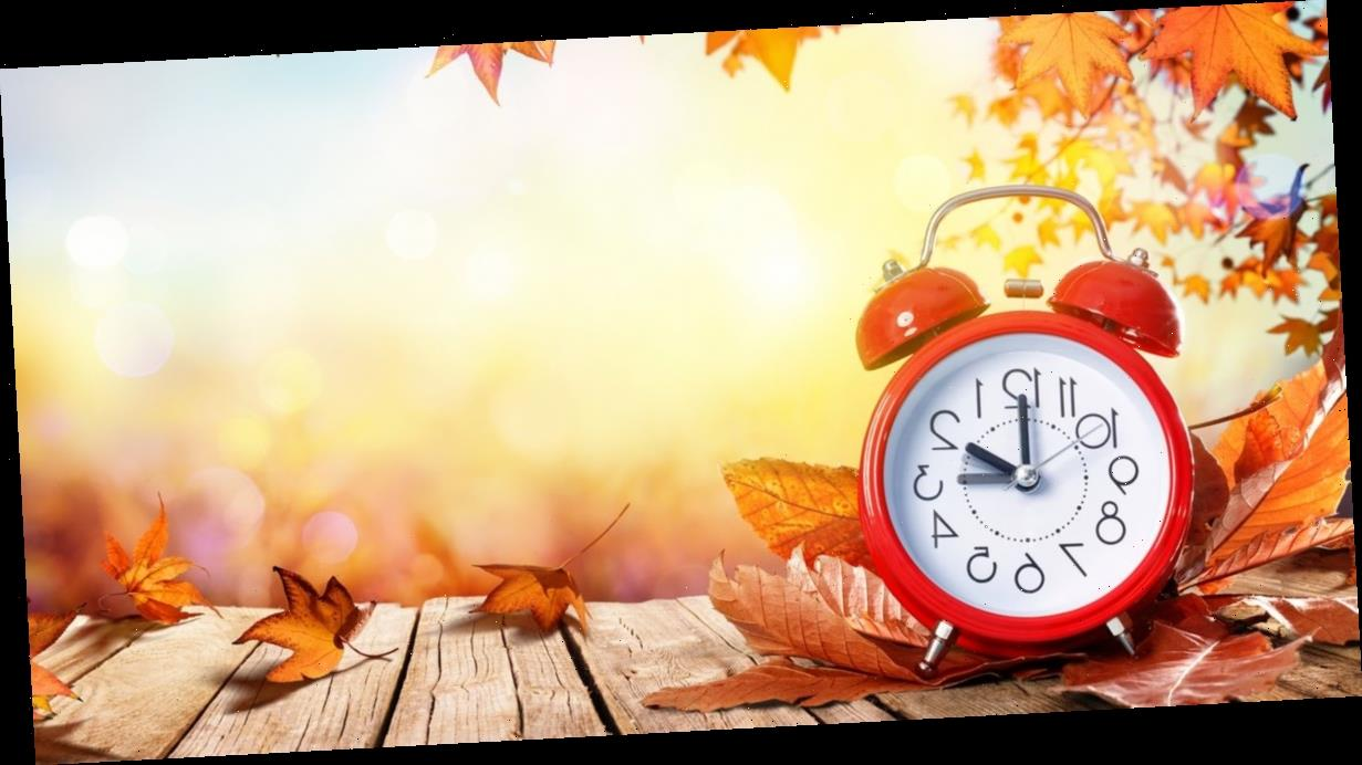 Daylight savings time and why clocks go back explained
