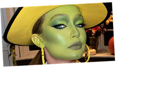 Best celebrity Halloween make-up looks of all time – from Kylie Jenner's Little Mermaid to Gigi Hadid's The Mask