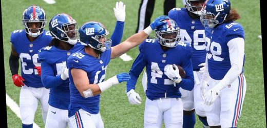 Giants are must-watch with NFL madness making anything possible