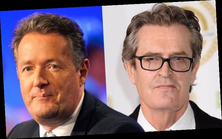 Piers Morgan: GMB host hits out at 'deeply offensive' Rupert Everett 'Branded me a killer'